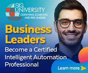 Become a Certified Intelligent Automation Professional
