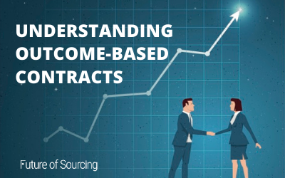 An outcome-based contract is an operational model that requires a strong customer and service provider relationship, trust, and a genuine sharing of risk and reward.