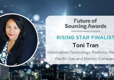 Rising Star Interview: Toni Tran