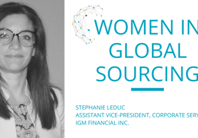 Women in Global Sourcing: Stephanie Leduc