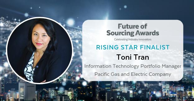 Rising Star Interview: Toni Tran
